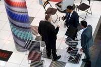 1,350家地毯公司展览德国的蓬勃发展博览会