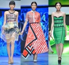 超过23名设计师在越南时装周的特色