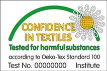 """OEKO-TEX更新""""标准100""""的有效测试标准"""