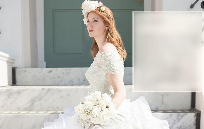 White Gallery London介绍新的Bridalwear人才