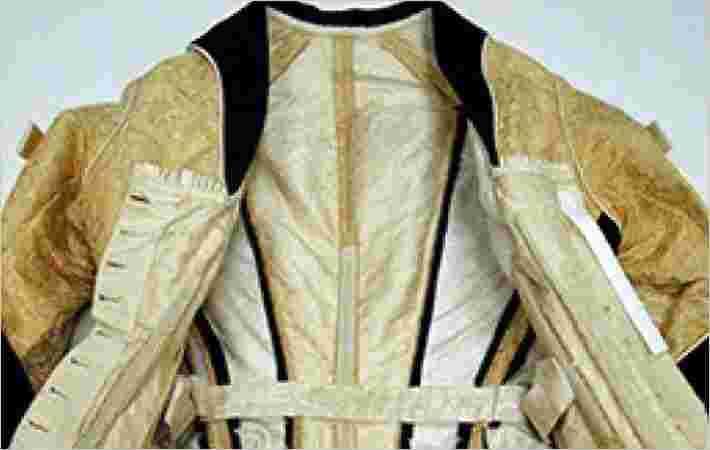 肯特Univ展览探讨了内心的服装建设