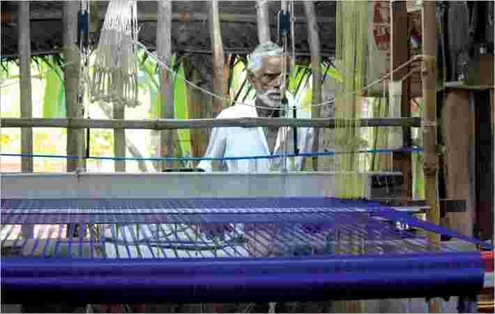 纺织部长在纳加兰打开Webers服务中心